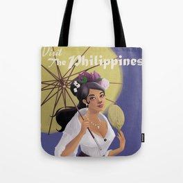 Mabuhay Tote Bag