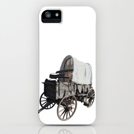 Cookie Wagon iPhone Case