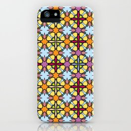 Glass Ornaments iPhone Case