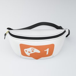 1 like video games! Fanny Pack