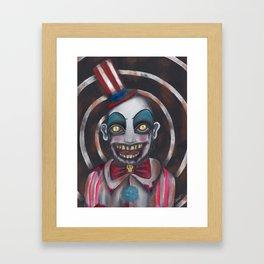 Don't you like Clowns? Framed Art Print