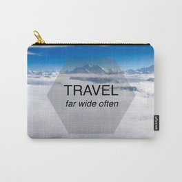 Himala-YEAH! (Travel far quote) Carry-All Pouch