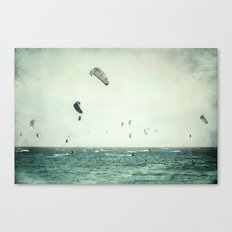 Tarifa beach Canvas Print