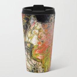 Peachy Keen Metal Travel Mug
