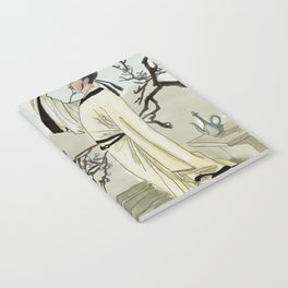 Chinese poet Notebook