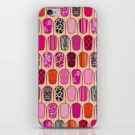 Nails iPhone Skin
