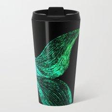 mermaid Metal Travel Mug