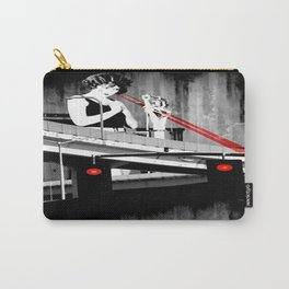 Stop the Freeway Overpass Scales Madness! Carry-All Pouch
