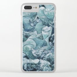 Call the Waves Clear iPhone Case