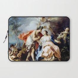 Jacopo Amigoni Bacchus and Ariadne Laptop Sleeve