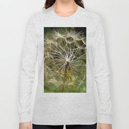 Tragopogon Wildflower Salsify Long Sleeve T-shirt