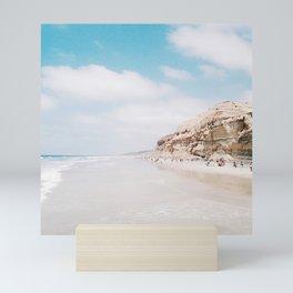 The Coast of Dreams Mini Art Print