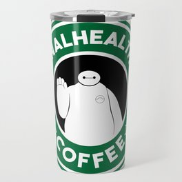 Personal Healthcare Coffee Travel Mug