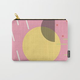Shapes and Lines Abstract Carry-All Pouch