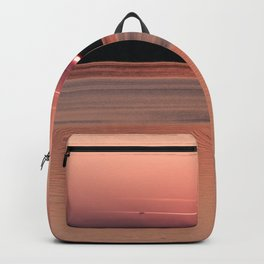 Red sunset 2 Backpack