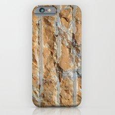 Cut Stone iPhone 6s Slim Case