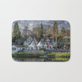 The Boathouse Pub Bath Mat
