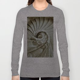 Sand stone spiral staircase 10 Long Sleeve T-shirt