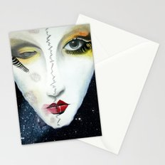 The Mask Stationery Cards