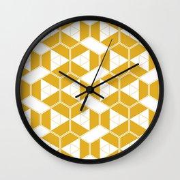 honey clock Wall Clock