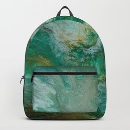 Dawning of a Galactic Planet Backpack