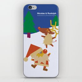 Nicolas&Rudolph iPhone Skin