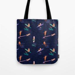 Surf goddes Tote Bag