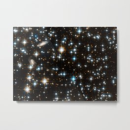 NGC 6791: Full Hubble ACS field Metal Print