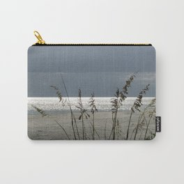 Lit Up Sea Oats Carry-All Pouch