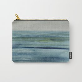 Prayer at Water's Edge Carry-All Pouch