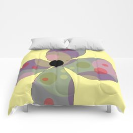 FLOWERY  FREYA / ORIGINAL DANISH DESIGN bykazandholly Comforters
