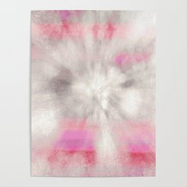frosted cosmic Poster