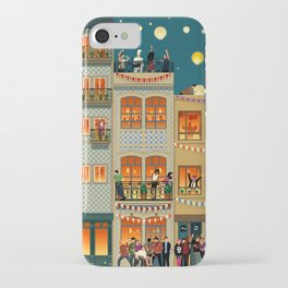Porto Houses - Portugal iPhone Case