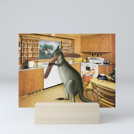Life in Oz Mini Art Print