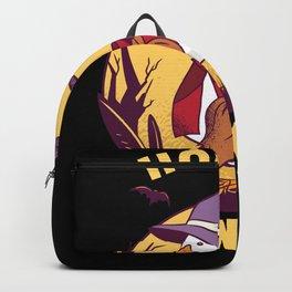 Honkus Ponkus Witch Goose Backpack