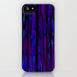 Ultraviolet iPhone Case