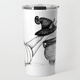 Witch Slug Travel Mug