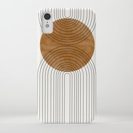 Abstract Flow iPhone Case