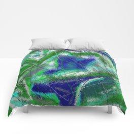 New World Matt Texture Abstract VII Comforters