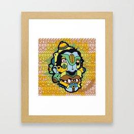 COCOMINT Framed Art Print