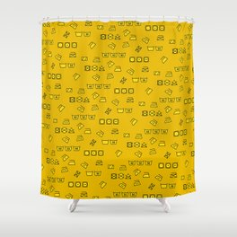 Wash & care instructions Shower Curtain