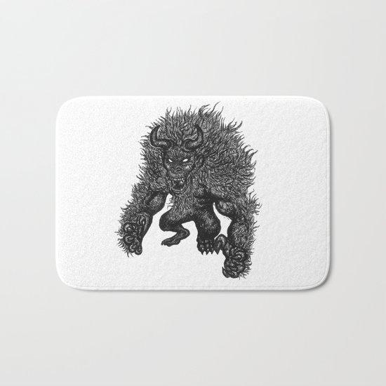 Primate's Wrath. Bath Mat