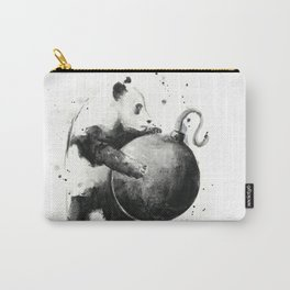 Panda Boom Carry-All Pouch