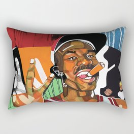 Last Dance Rectangular Pillow