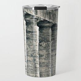Temple of Segesta Travel Mug