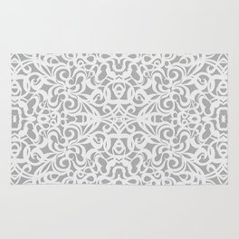Floral Abstract Damasks G17 Rug