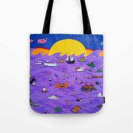Mar de Trago IV Tote Bag