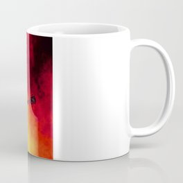 The Demon Rises Coffee Mug