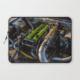 2JZ built by SSS Motorsports Laptop Sleeve