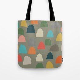 Modern Gumdrops Tote Bag